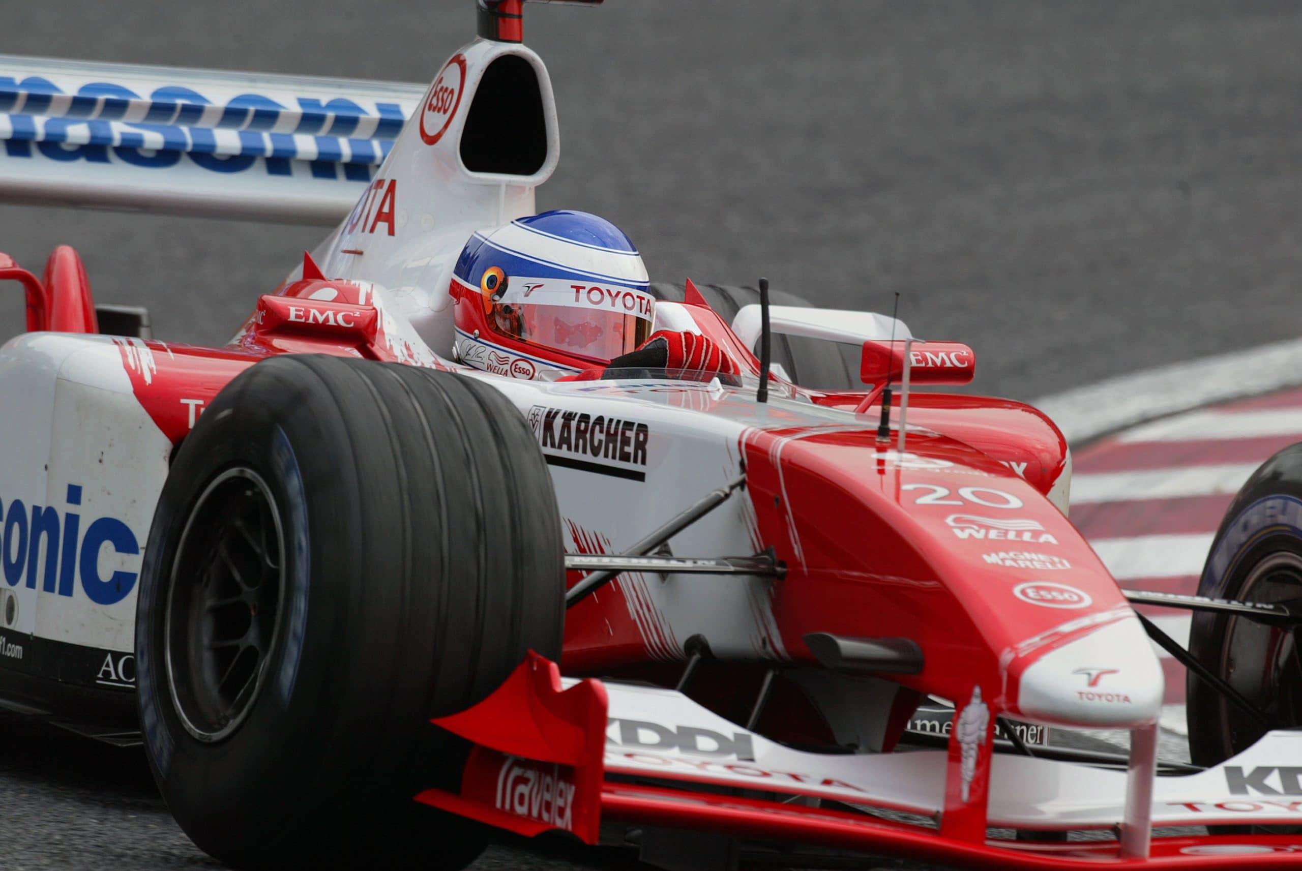 Top 5 F1 abandons fous