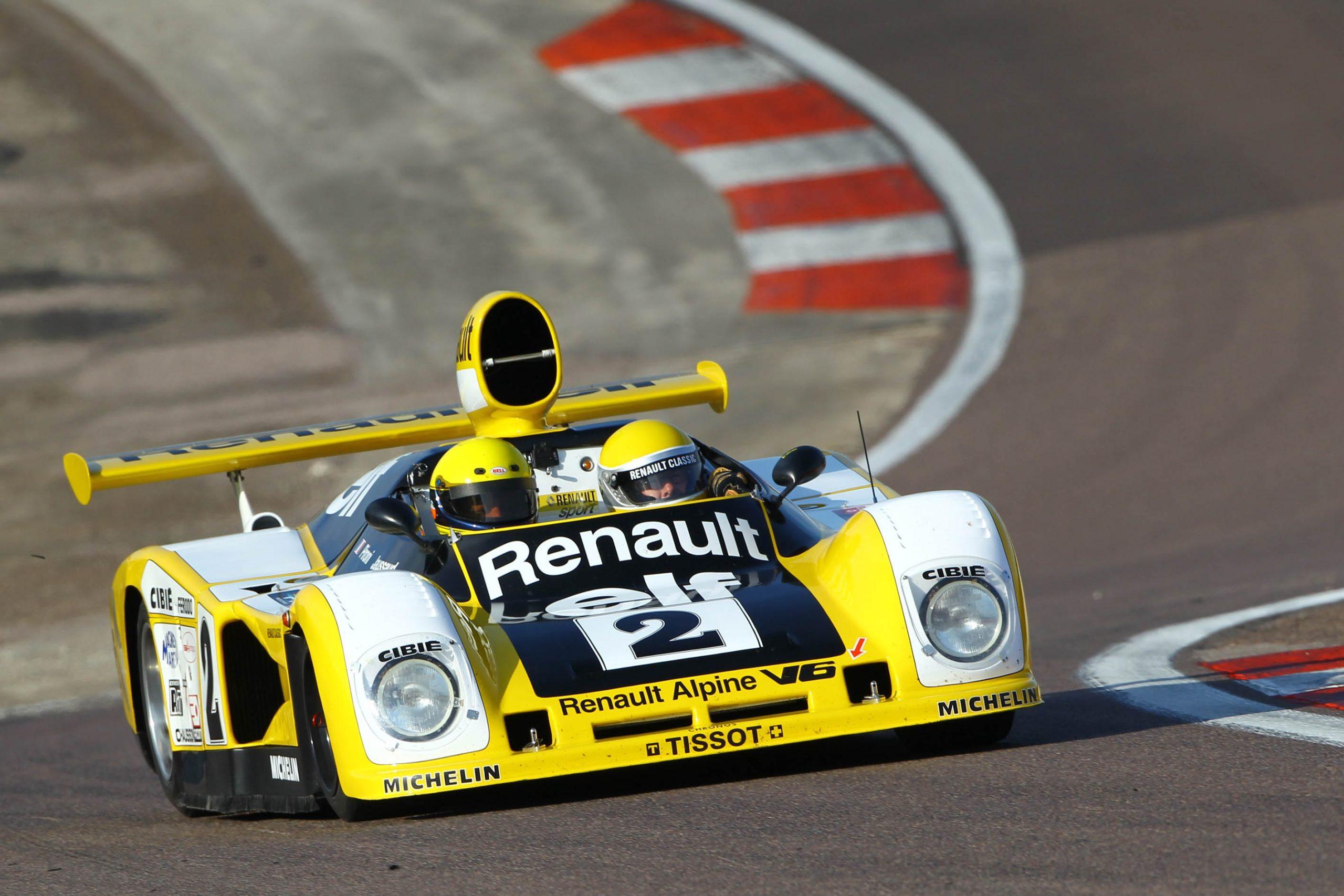 F1 Alpine Renault