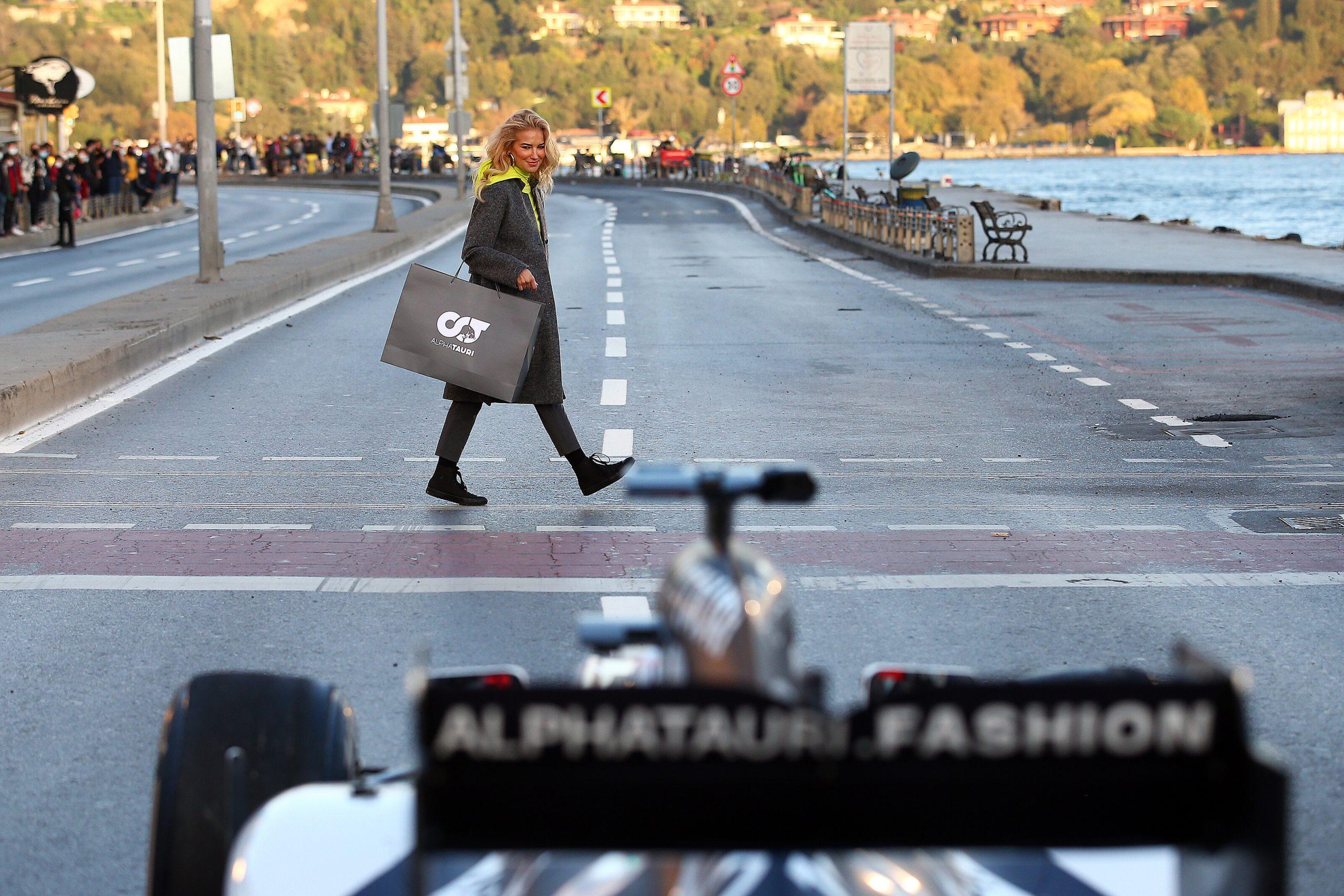 GP Turquie Gasly Albon