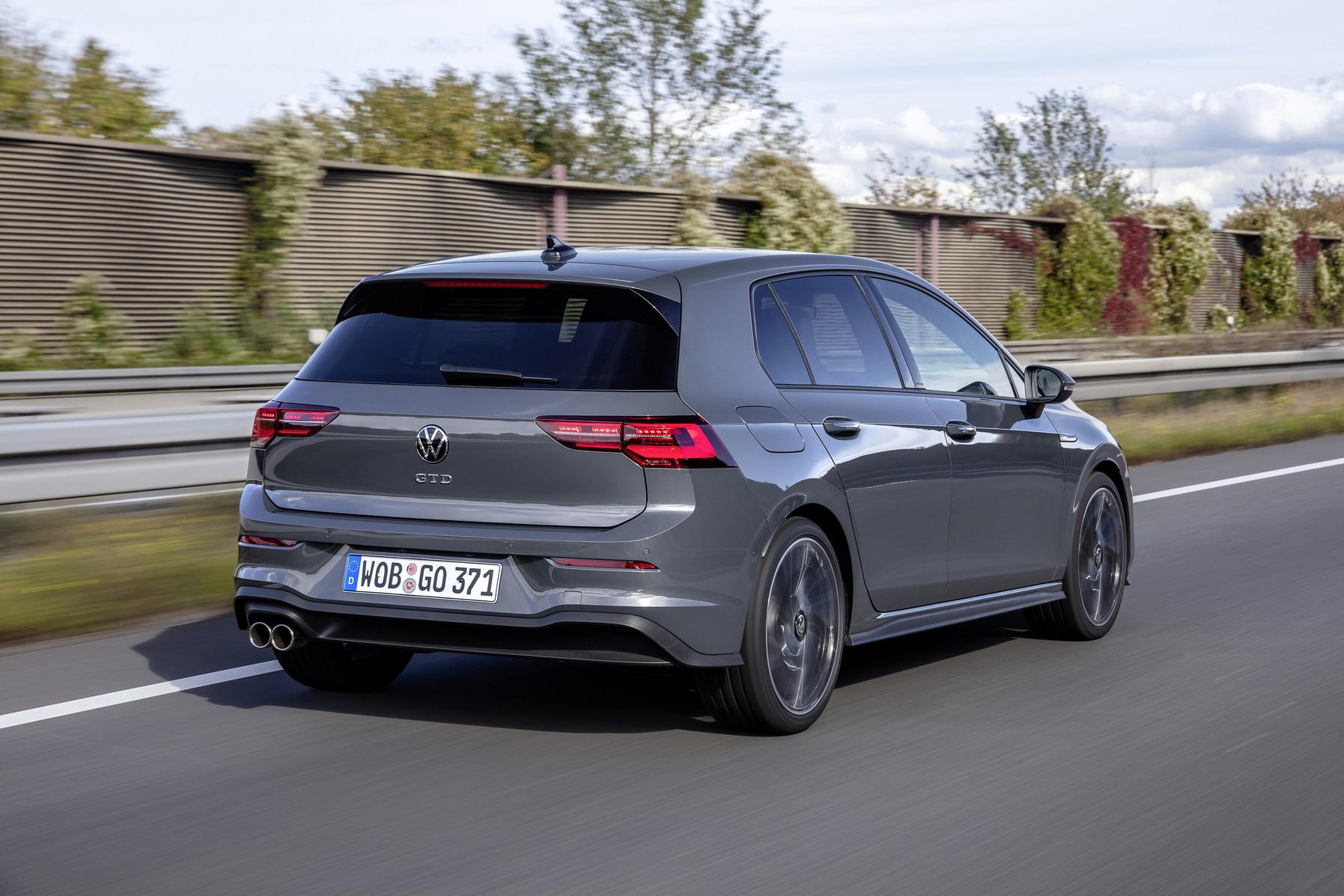 Volkswagen Golf 8 Gtd Les Tarifs Francais Enfin Devoiles
