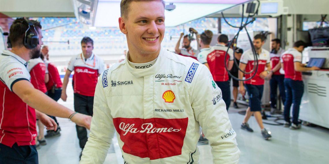 F1 : Mick Schumacher en essais avec Haas à Abu Dhabi