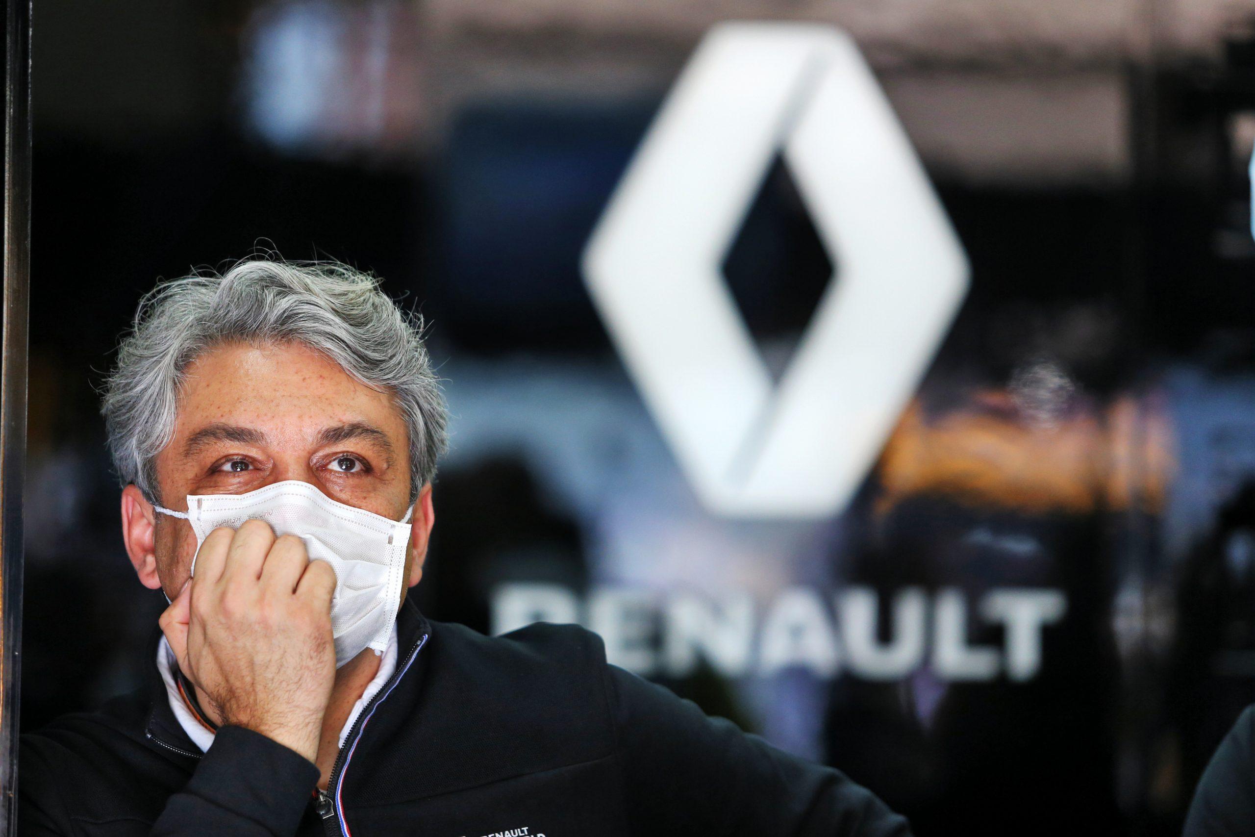 F1 : Luca de Meo annonce la couleur pour Alpine en 2021
